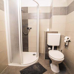Vlastní koupelna