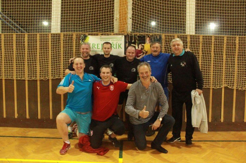 12. ročník profesionálního turnaje amatérů v nohejbale