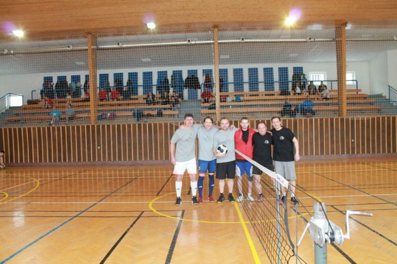 13. ročník profesionálního turnaje amatérů v nohejbale
