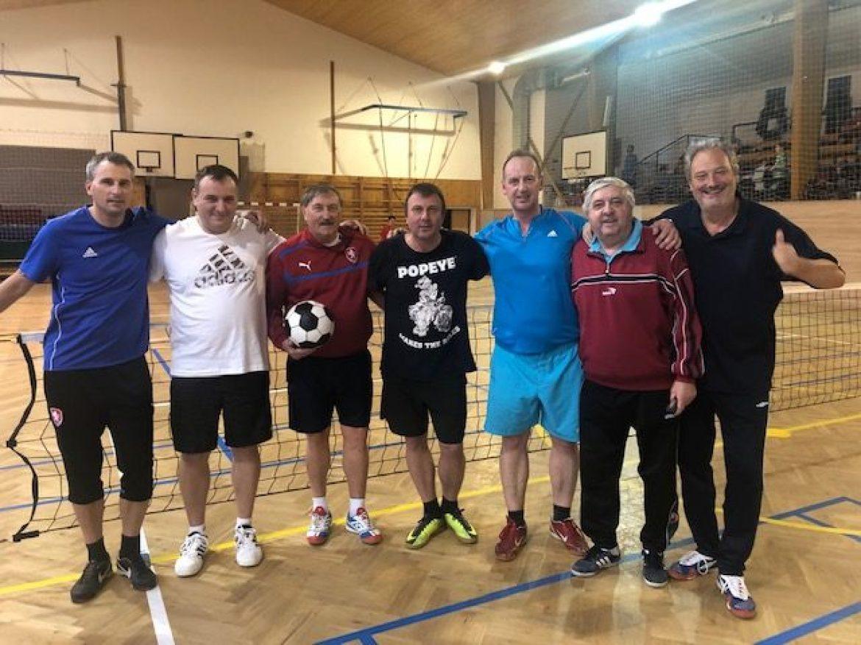 14. ročník profesionálního turnaje amatérů v nohejbale